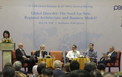 25th PECC General Meeting and CSIS Global Dialogue