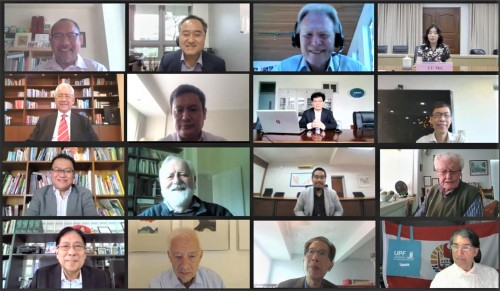 CNCPEC: Virtual Symposium on Promoting Connectivity in Asia Pacific towards a Future of Shared Prosperity and Sustainability