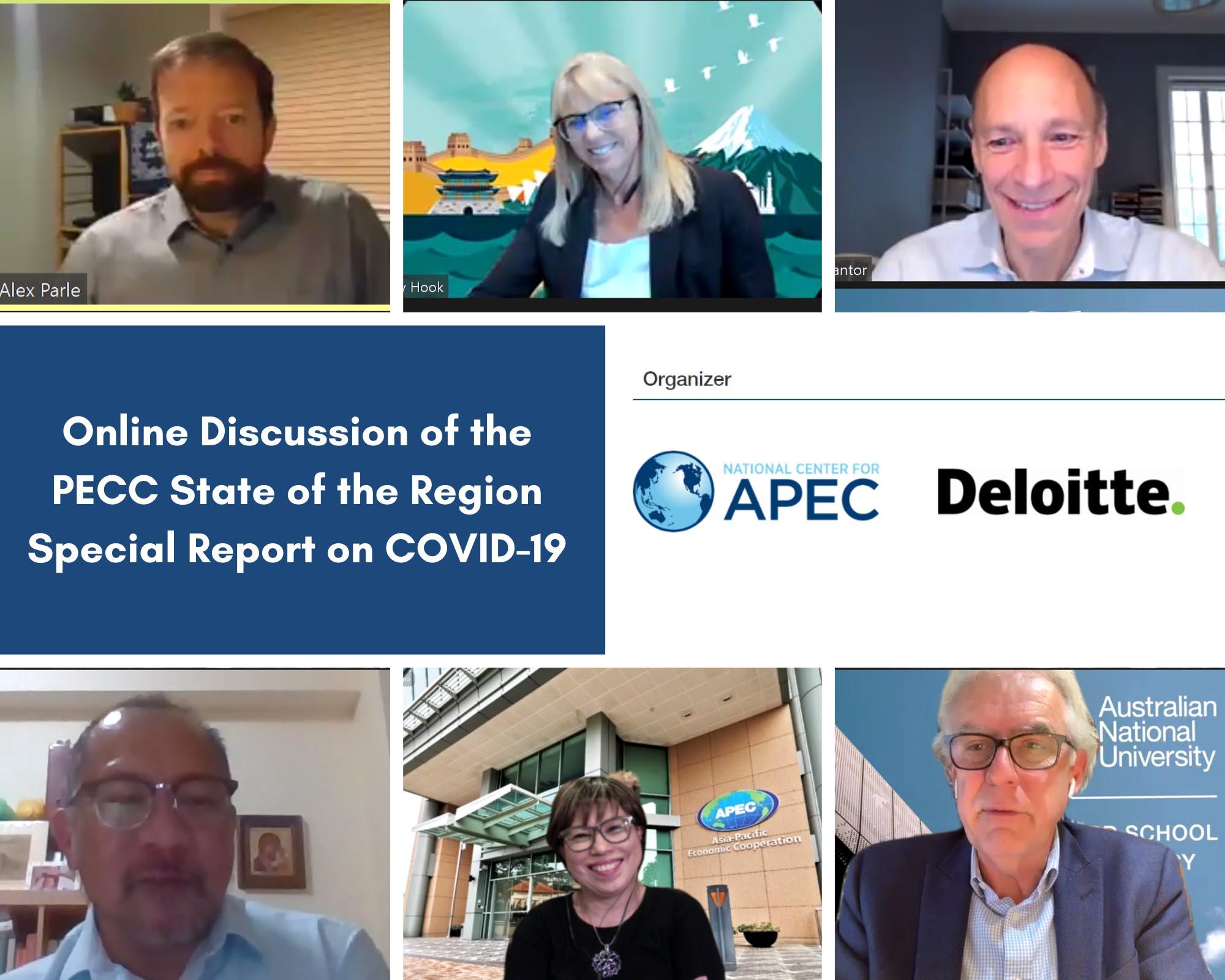 2020 USPECC SOTR Special Report on Covid19 Online Event