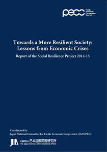 Social Resilience 2014-2015 Cover